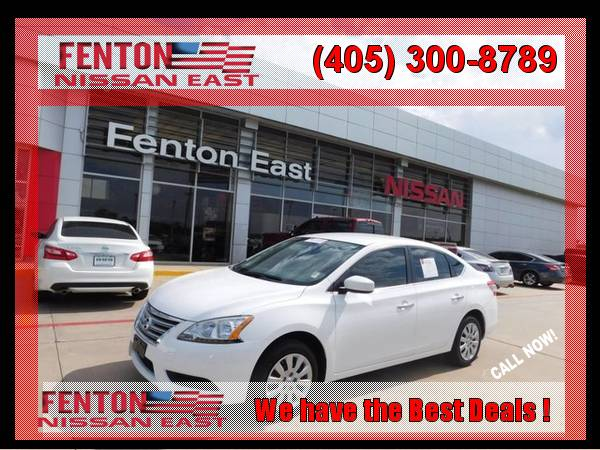 2015 Nissan Sentra S * S * Instant Financing!