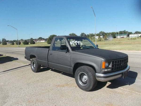 1988 Chevrolet 1500 Pickup . Runs Great !