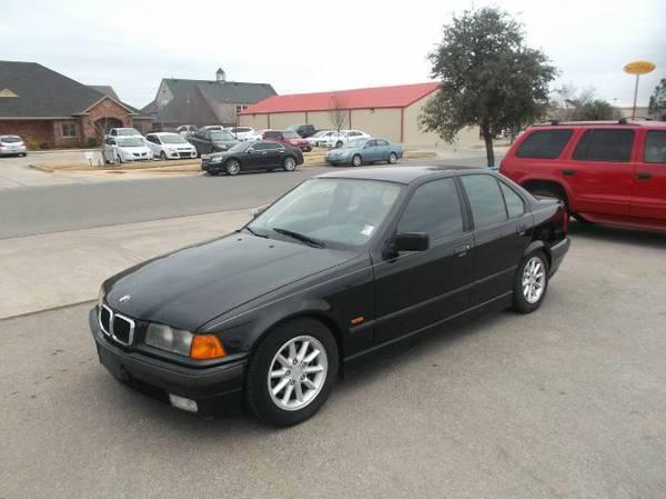 1997 BMW 3 Series 328i Leather ! Auto .