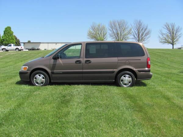 2000 Chevrolet Venture Van Extended LS