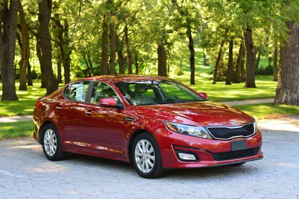 2015 Kia Optima LX 4dr Sedan ***Only 35k miles***