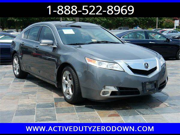 2010 ACURA TL AWD- Tons of Imports in Stock! #1 in USMC Car Deals!