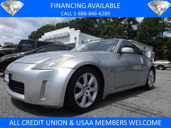 2003 NISSAN 350Z TOURING SILVER