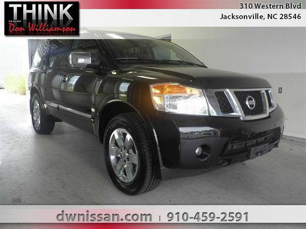 2013 *Nissan Armada* Platinum - Good Credit or Bad Credit!