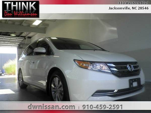2016 *Honda Odyssey* SE - Good Credit or Bad Credit!
