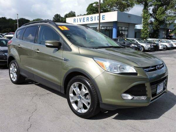 2013 *Ford Escape* 4d Wagon SEL - (Ginger) 4 Cyl.