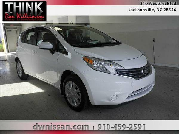 2015 *Nissan Versa Note* S - Good Credit or Bad Credit!