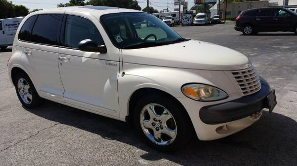 Sharp! PT Cruiser Limited * Sunroof * Leather * Chrome Wheels