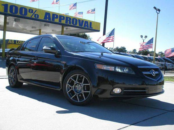 2008 *Acura* *TL* Type-S 4dr Sedan 5A - GET APPROVED TODAY!!!!