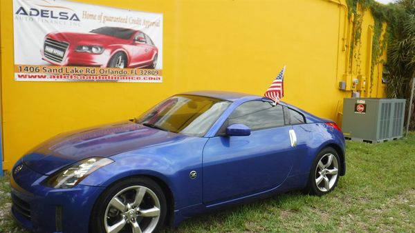 2006 *Nissan* *350z* Touring ** GUARANTEED CREDIT APPROVAL*** **