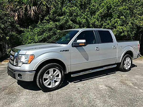 2010 *Ford* *F-150* *F 150* *F150* Lariat SuperCrew 5.5-ft. Bed 2WD...