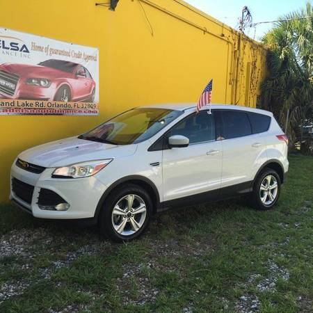 2013 *Ford* *Escape* SE GUARANTEED CREDIT APPROVAL BAD CREDIT OK