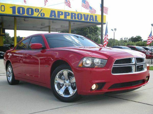 2013 *Dodge* *Charger* R/T 4dr Sedan - GET APPROVED TODAY!!!!