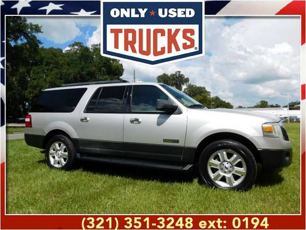 2007 *Ford* *Expedition EL* XLT (8cyl, 5.4L, 300.0hp) : *Expedition...