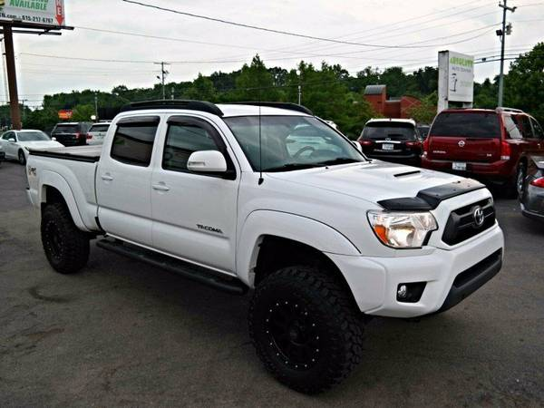 2012 *Toyota Tacoma* TRAIL TEAMS sport TRD ~ONLY 37K~