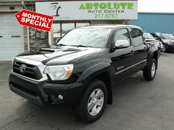 2013 *Toyota Tacoma* TRD SPORT || 6-Speed Manual ||