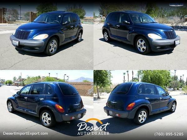 Dont miss this 2002 Chrysler PT Cruiser Limited,Sun Roof