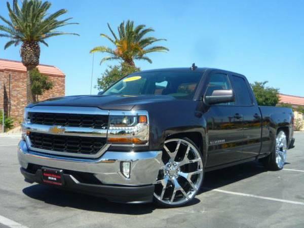 NEW 2016 Chevrolet SILVERADO 4DOOR LT ' ON26S' 1.49%RATE O.A.C