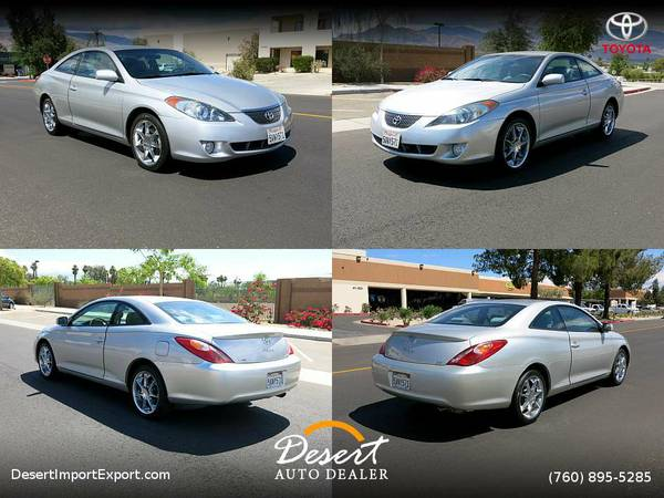 This 2006 Toyota Camry Solara SE 85,000 miles is the BEST DEAL IN TOWN