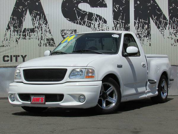 2004 Ford F150 SVT Lightning w/ Only 62k Miles Crfx Crtfd MUST SEE