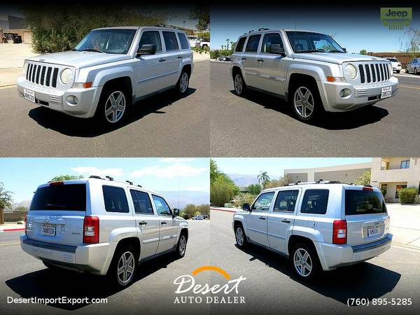 2007 Jeep Patriot Limited SUNROOF LEATHER SEATS SUV which runs...