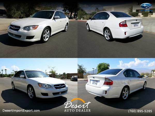2009 Subaru Legacy Special Edition with sunroof Sedan LOADED W/...
