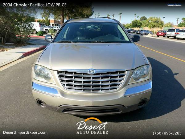 2004 Chrysler Pacifica LOW PRICE Leather Seat Wagon - New LOW PRICE!