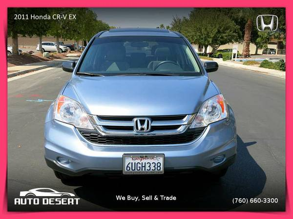 2011 Honda CR-V EX sun roof priced at $16,999 or $179 per month