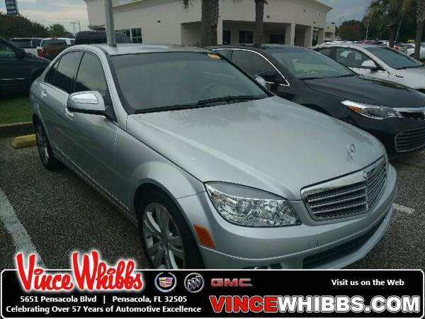 2009 Mercedes-Benz C-Class 4dr Car 4dr Sdn 3.0L Luxury RWD low 23,671