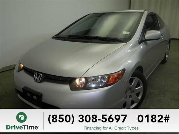 Beautiful 2006 *Honda Civic* LX (Alabaster Silver Metallic) - Clean...