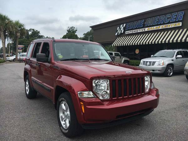 2012 Jeep Liberty Burgandy ****SPECIAL PRICING!**
