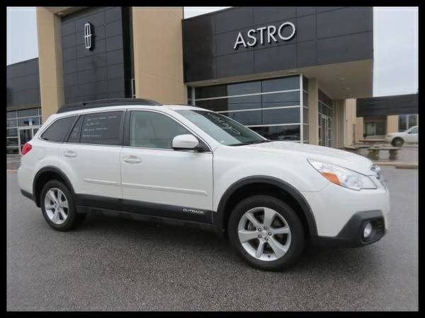 2014 Subaru Outback White FOR SALE - GREAT PRICE!!
