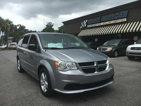 2013 Dodge Grand Caravan Billet Silver *LOW Price!-See it Today*