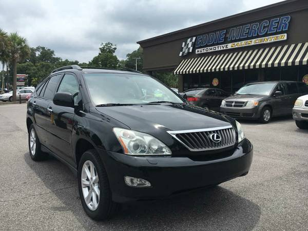 2009 Lexus RX 350 Black **FOR SALE**-MUST SEE!