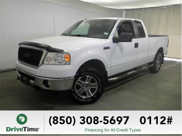 Beautiful 2007 *Ford F-150* Lariat (WHITE) - Clean Title