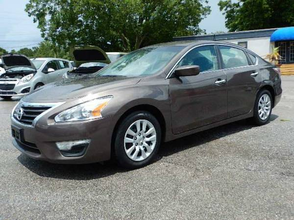 2014 Nissan Altima - As little As ZERO DOWN - Call for PreApproval