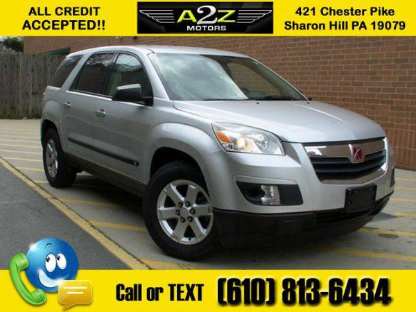 2009 *Saturn* *Outlook* XE FWD Guaranteed Credit Approval!