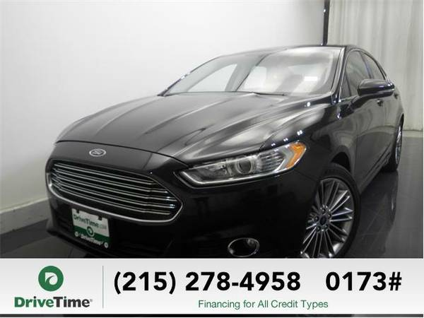 2013 *Ford Fusion* SE - BAD CREDIT OK