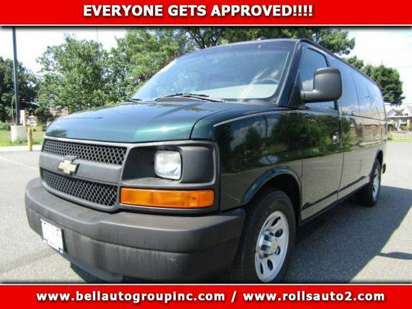 2011 *Chevrolet* *Express* 1500 LS -NO/BAD CREDIT AND/OR REPO`D, ITS...