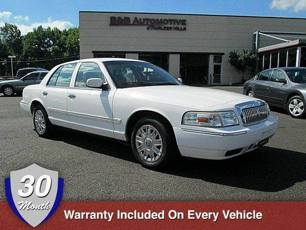 2006 *Mercury* *Grand* *Marquis* GS BUY HERE PAY HERE Down Payment...