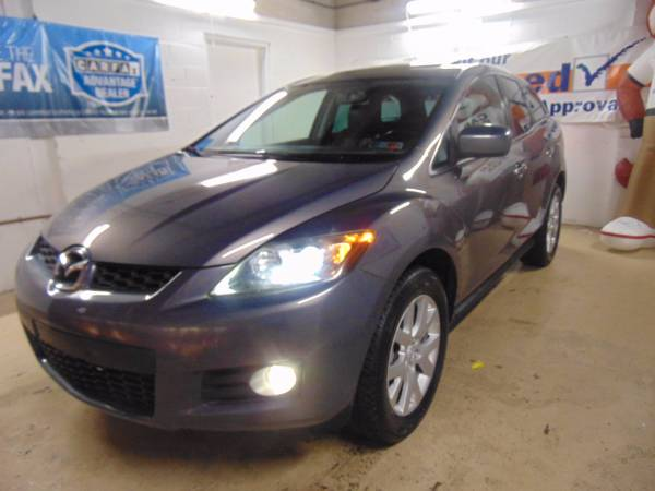 Mazda CX-7 AWD Everyone is Approved Your Job is Your Credit!!!