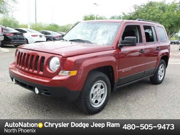 2015 Jeep Patriot Sport SKU:FD343343 Jeep Patriot Sport SUV