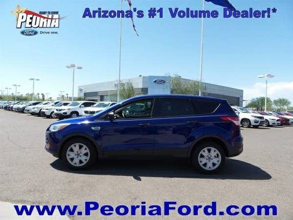 Certified: 2014 Stock GKE74795A Ford Escape 4D Sport Utility S