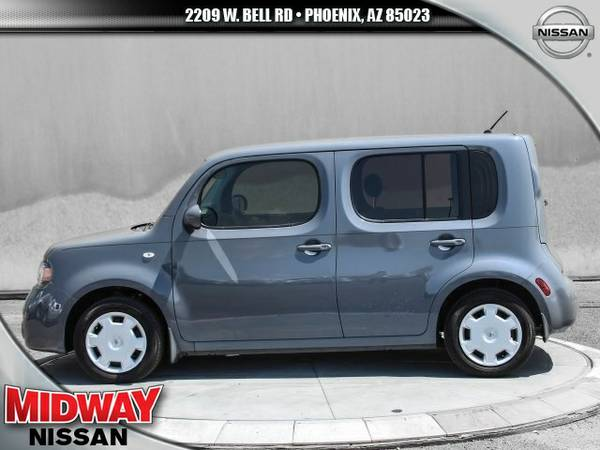 Certified: 2014 Nissan Cube from $178/mo low 14,963 miles