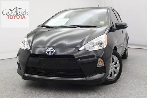 Certified: Prius c 2014 5D Hatchback Two only 17,850 miles