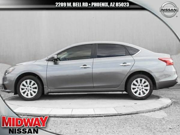 Certified: 2016 Nissan Sentra from $203/mo