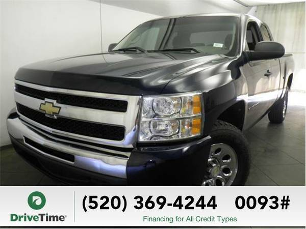 2011 *Chevrolet Silverado 1500* Work Truck - BAD CREDIT OK