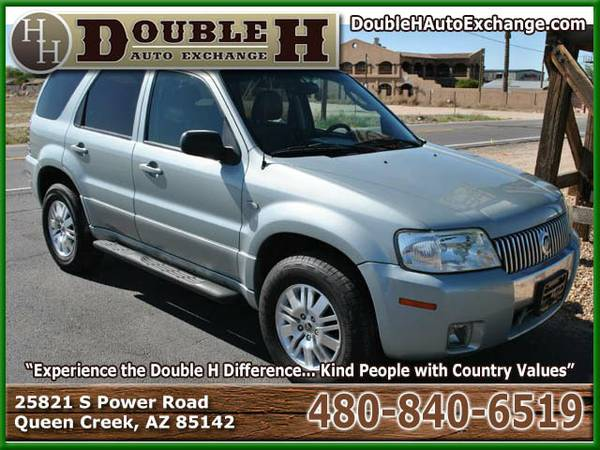 #160043- 2005 Mercury Mariner ***$999 DOWN*** Low Miles! YOU ARE APPRO