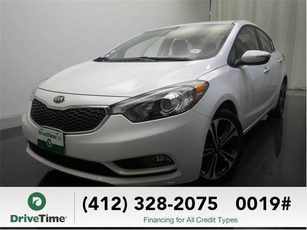 2014 *Kia Forte* EX - BAD CREDIT OK