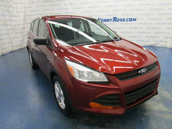 2014 *Ford Escape* FWD 4dr S - Sunset